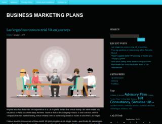 businessmarketingplans.net screenshot