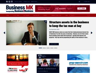 businessmk.co.uk screenshot