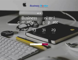 businessmonitor.com.ng screenshot