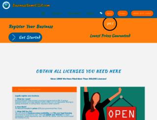 businessnameusa.com screenshot