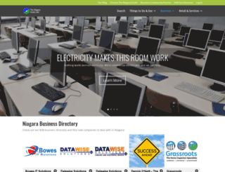 businessniagara.ca screenshot