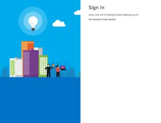 businessoxygen.sharepoint.com screenshot