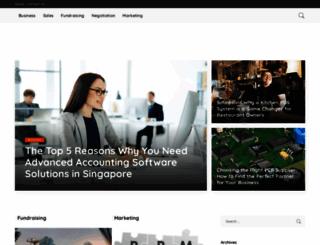 businessphereconsulting.com screenshot
