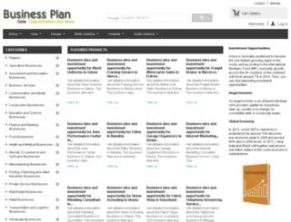 businessplangate.com screenshot
