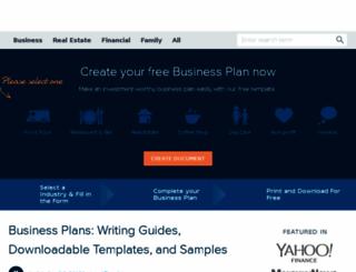 businessplantoday.com screenshot