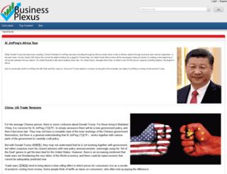 businessplexus.com screenshot