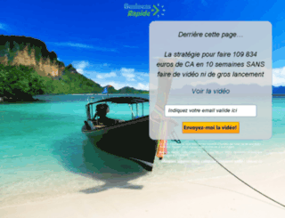 businessrapide.fr screenshot