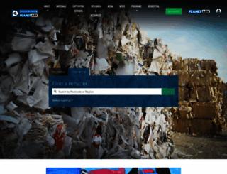 businessrecycling.com.au screenshot