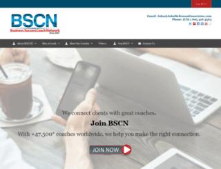 businesssuccesscoach.net screenshot