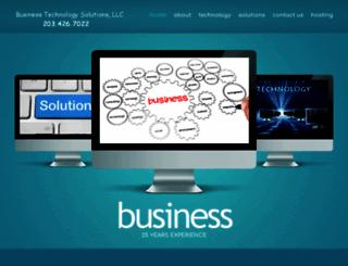 businesstechnologysolutions.com screenshot