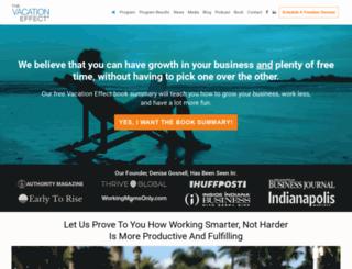 businessthrival.com screenshot