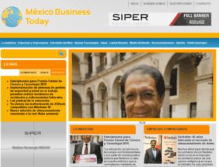 businesstoday.com.mx screenshot