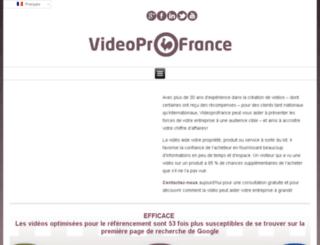 businessvideo.fr screenshot