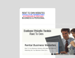 businesswebsite.rentals screenshot