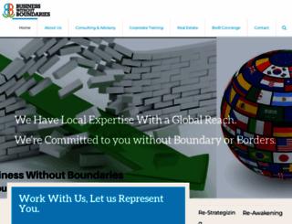 businesswithoutboundaries.net screenshot
