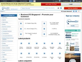 businessyo.com.sg screenshot