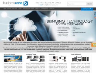 businesszone.me screenshot