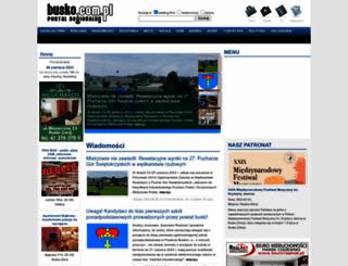 busko.net.pl screenshot