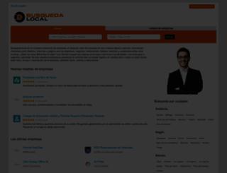busqueda-local.es screenshot