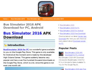 bussimulator2015apk.com screenshot