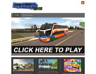 bussimulator2018.com screenshot