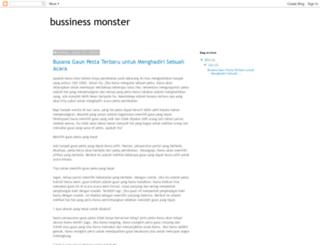 bussiness-moonster.blogspot.com screenshot