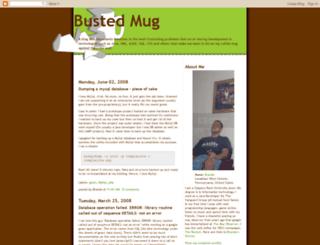 bustedmug.blogspot.in screenshot