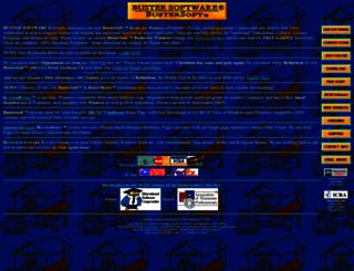 bustersoft.com screenshot