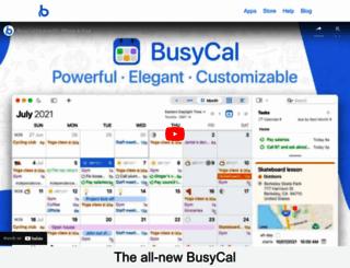 busymac.com screenshot