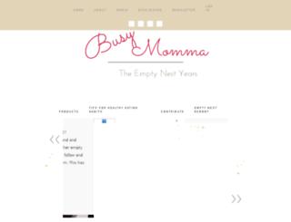 busymomma.com screenshot