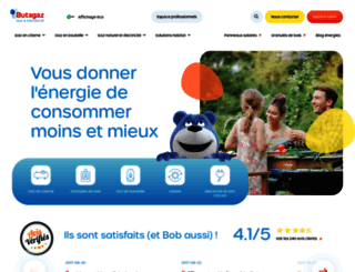 butagaz.fr screenshot