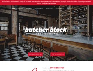 butcherblock.co.za screenshot