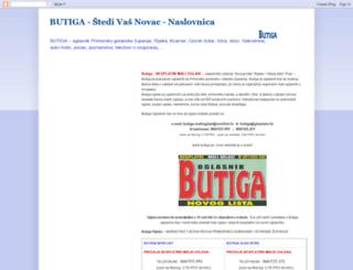 butiga.blogspot.com screenshot