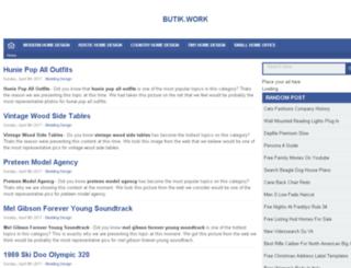 butik.work screenshot