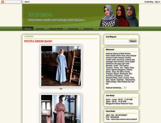 butikkeisha.blogspot.com screenshot