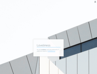 butikloveliness.se screenshot