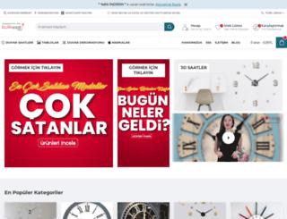 butiksaati.com screenshot