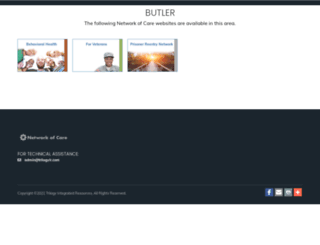 butler.pa.networkofcare.org screenshot