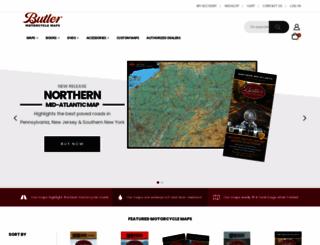 butlermaps.com screenshot