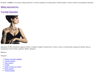 butterfly-torebki.pl screenshot