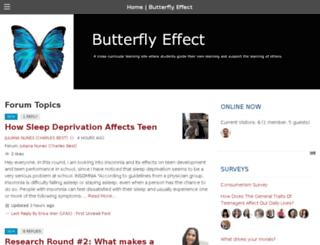butterflyeffect.hoop.la screenshot