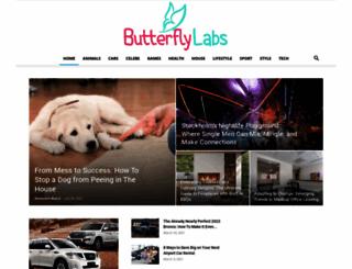 butterflylabs.com screenshot