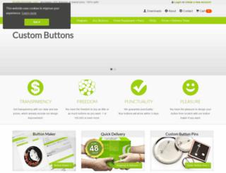 buttonorder.com screenshot