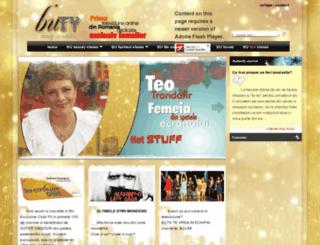 butv.ro screenshot