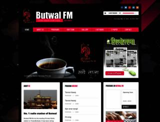 butwalfm.org screenshot