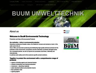 buum-online.de screenshot