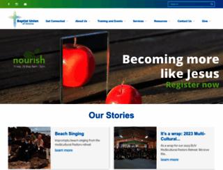 buv.com.au screenshot