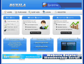 buxila.info screenshot