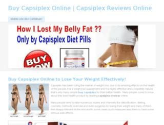 buy-capsiplex.weebly.com screenshot