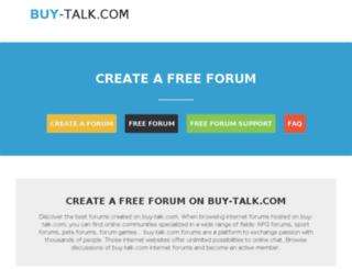 buy-talk.com screenshot